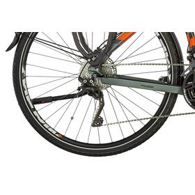 HAIBIKE SDURO Trekking 8.0 Damen Olive/Orange/Silber matt
